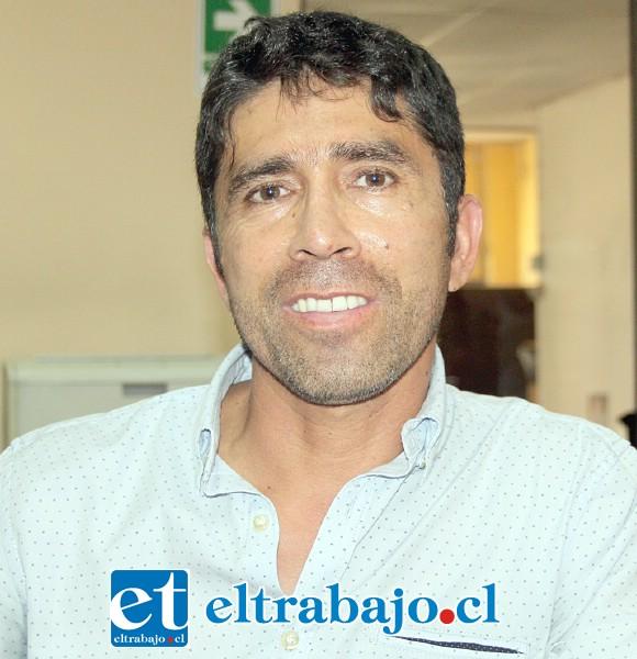 Mauricio Rivera Aguayo, coordinador del Dino Palooza 2020.