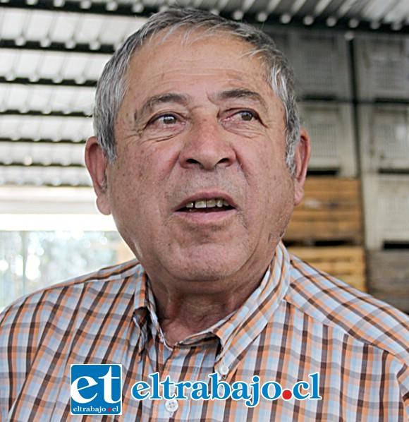 Héctor Antonio Estay, presidente de Afema San Felipe.