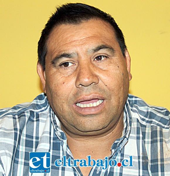 Luis Lara Ahumada, director de patio de Afema.