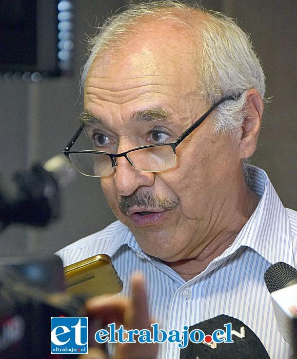 Patricio Freire Canto, alcalde sanfelipeño.