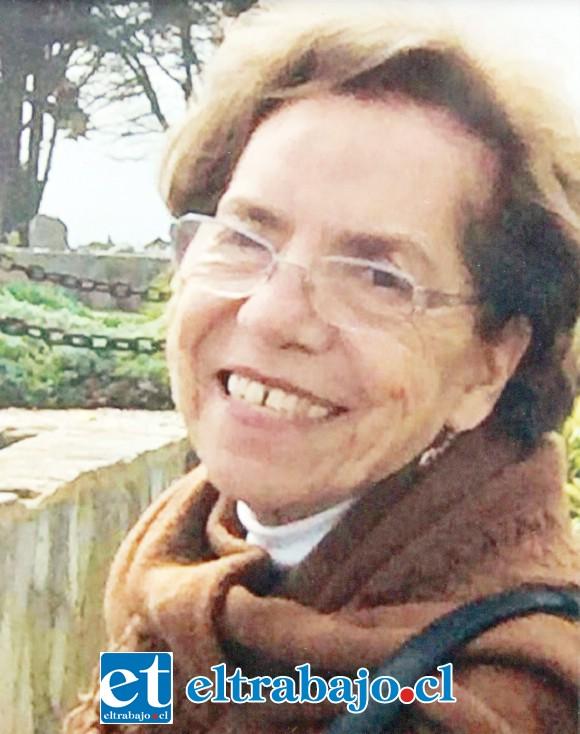 Leticia Freire Canto será sepultada hoy en horas de la tarde. Tenía 73 años de edad.