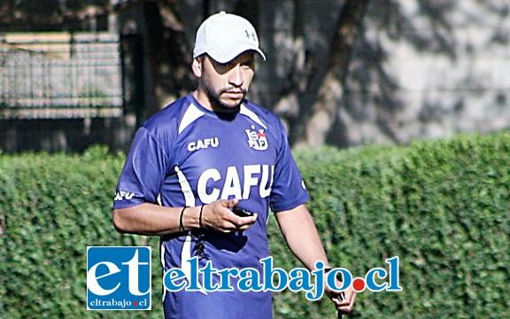 El preparador físico del Uní Uní, Francisco Reyes, contó detalles de cómo se está trabajando con los jugadores.