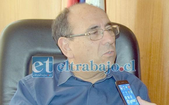Claudio Rodríguez Cataldo, gobernador de San Felipe, se enteró del caso a través de nuestro medio y expresó que seguiría de cerca el caso.