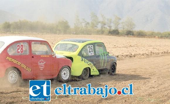 Al momento de la suspensión se habían corrido 4 fechas del Grand Prix Fiat 600 del valle de Aconcagua.