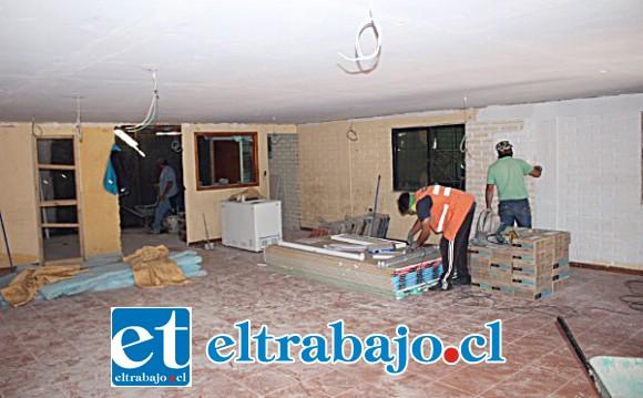 El proyecto denominado 'Mejoramiento Sede Social Villa Escorial', es financiado a través de fondos del Programa de Mejoramiento Urbano (PMU) con una asignación de recursos de 25 millones 530 mil 77 pesos.