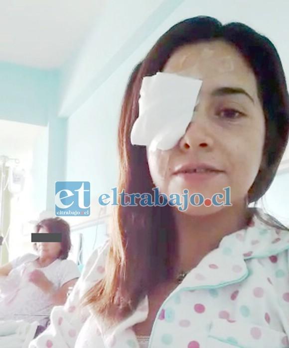 JOVEN LUCHADORA.- Fernanda Ordóñez Ruiz, estilista sanfelipeña que a la edad de 32 años perdió la vida frente a un cáncer inoperable.