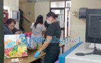 En el CCP de Los Andes se registró el primer caso de un gendarme, en este caso una mujer, contagiado con Covid-19 en el Valle de Aconcagua y en toda la región de Valparaíso.