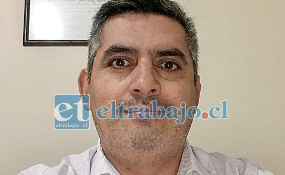 El presidente de la ABAR, Juan Acuña, preside un comité estratégico del básquetbol nacional.