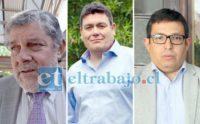 Los alcaldes Boris Luksic (Catemu), Nelson Venegas (Calle Larga) y Fabián Muñoz (subrogante Putaendo), resultaron positivos a Covid-19 por lo que se encuentran en cuarentena.
