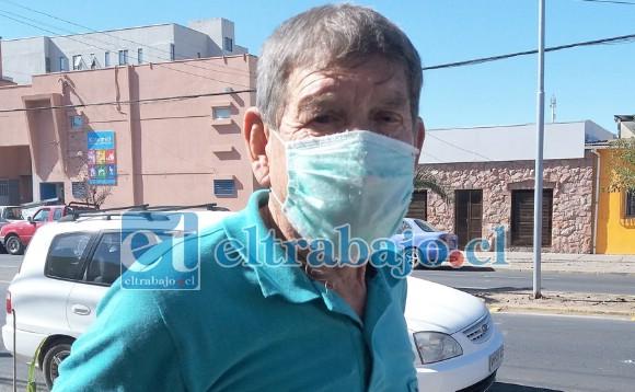 Raúl Reinoso dio a conocer su posición respecto a la penetración de la droga en el fútbol aficionado.
