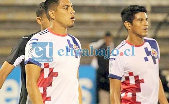 En las primeras horas del miércoles el ex delantero del Uní Uní y Trasandino pudo regresar a Chile.