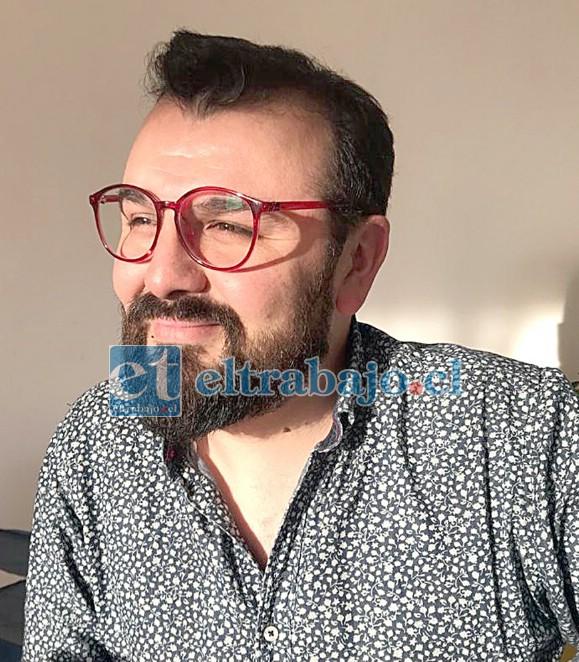 Catequista, agente pastoral y conductor del programa 'Haciendo Parroquia', Pablo Ávila.