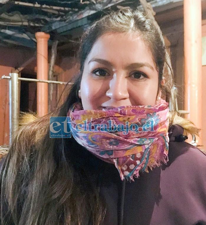 Verónica Bustamante, dueña de 'Miau'.