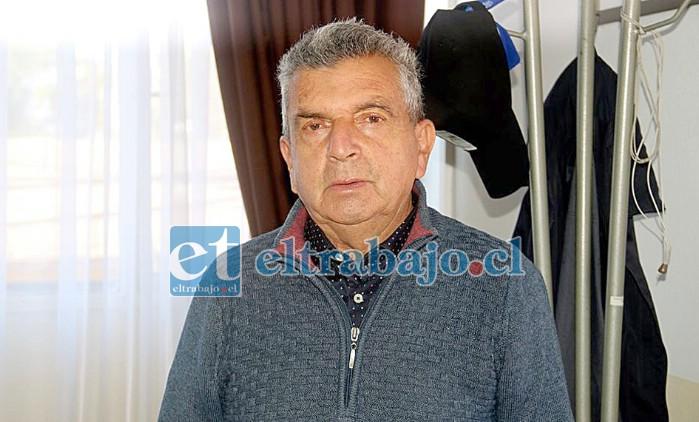 El alcalde Sergio Zamora se encuentra bien, con algunos síntomas leves de la enfermedad, pero con los respectivos cuidados médicos en su hogar.