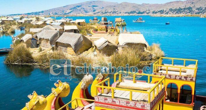 EL GRAN TITICACA.- La trascendencia de este encuentro internacional es conocer desde diferentes perspectivas científicas la realidad del Lago Titicaca y sus cuencas transfronterizas, por su trascendencia cultural, natural, económica entre otros aspectos. (Foto Internet)