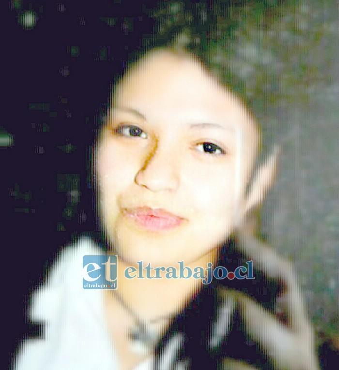 Susan Sanhueza Aravena, cuyo cuerpo fue encontrado al interior del archivo del Juzgado de Policial Local de San Felipe, ubicado en calle Prat al llegar a Traslaviña.