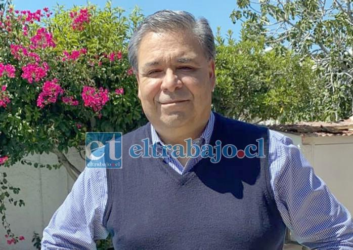 Matías Mundaca, abogado defensor del hoy absuelto Cristian Muñoz Muñoz.