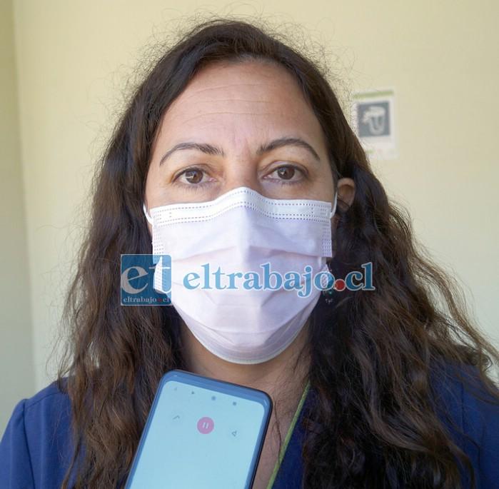 Directora de la Escuela Sagrado Corazón, Beatriz Gallardo Morales.