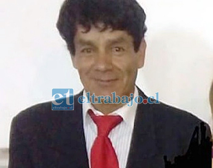 Carlos Cortés Celedón, su velorio se realizará hoy lunes después de las 16:00 horas en su domicilio en Cerro San José S/N Curimón. Funerales y Misa por confirmar.