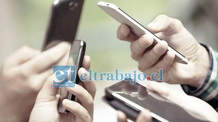 Un total de 170 líneas de telefonía celular fueron dadas de baja por la Municipalidad de San Felipe, lo que se estima generará un ahorro de 50 millones de pesos al año.